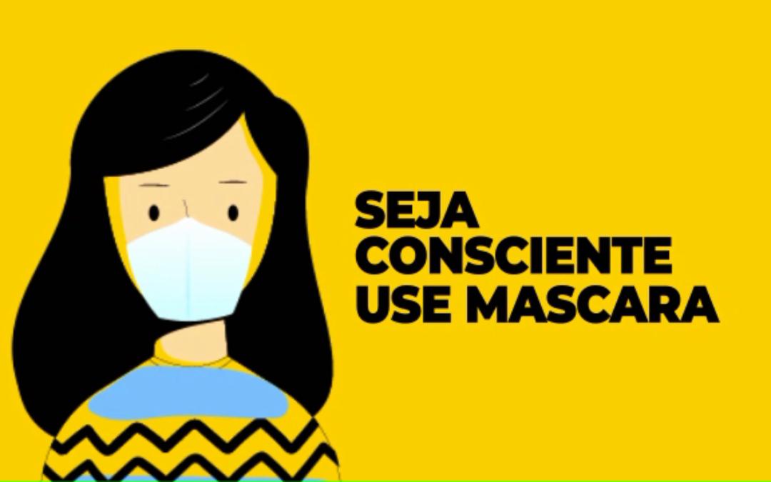 Produção caseira de máscaras de proteção é importante aliada no combate a pandemia do COVID-19