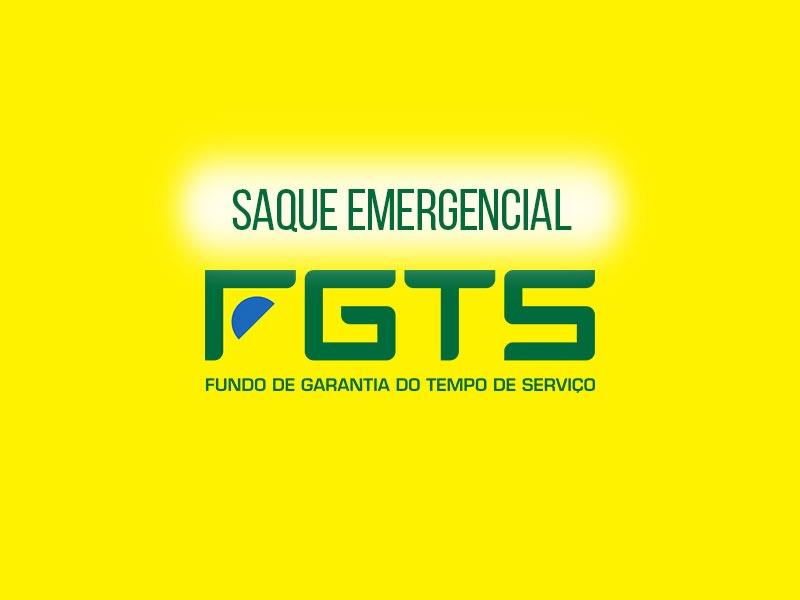 CAIXA inicia pagamento do saque emergencial do FGTS para trabalhadores nascidos em janeiro