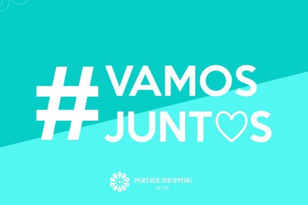 Campanha solidária #VamosJuntos une forças com a população para ajudar instituições assistenciais de Betim