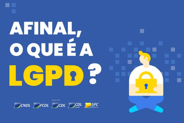 LGPD – Cartilha