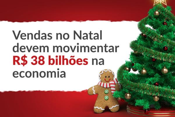 Vendas no Natal devem movimentar R$ 38 bilhões na economia, estimam CNDL/ Offer Wise