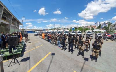 33º E 66º BATALHÕES DA PM LANÇAM A OPERAÇÃO NATALINA 2020