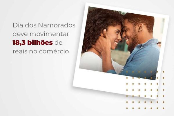 93 milhões de consumidores devem presentear no Dia dos Namorados, aponta pesquisa CNDL/SPC Brasil