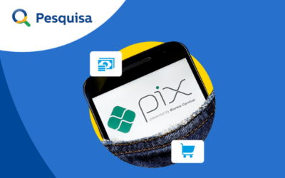 PIX é o segundo meio de pagamento mais utilizado no Brasil, aponta CNDL / SPC Brasil