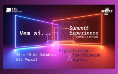 Edição Online – Summit Experience Comércio e Serviços